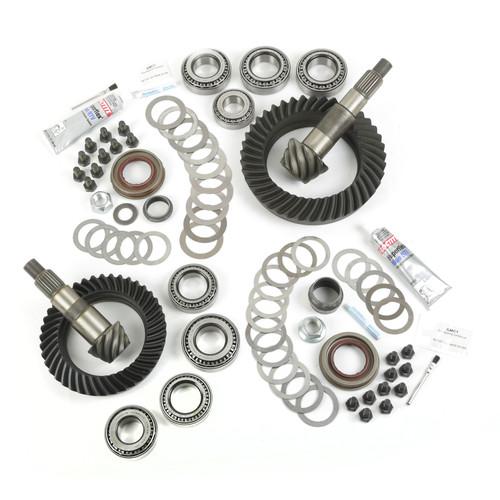 Alloy USA Ring and Pinion Kit, 5.13 Ratio, for Dana 30/44; 07-17 Jeep Wrangler 360004