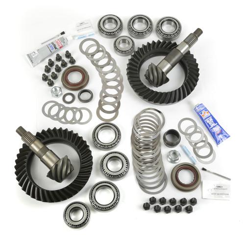 Alloy USA Ring and Pinion Kit, 4.88 Ratio, for Dana 44/44; 07-17 Jeep Wrangler 360006