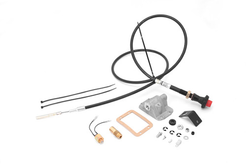 Alloy USA Differential Cable Lock Kit, for Dana 44/60; 94-04 Dodge 1500/2500 450400
