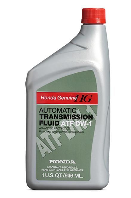 Honda Genuine Automatic Transmission Fluid ATF DW-1 08200-9008 1 Quart