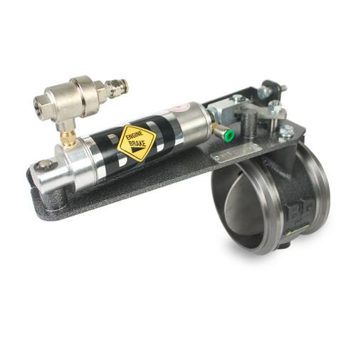BD Diesel BD Cummins 6.7L Exhaust Brake Remote Air 4.0in Dodge 2007.5-2012 w/Non-VGT Turbo 1027342