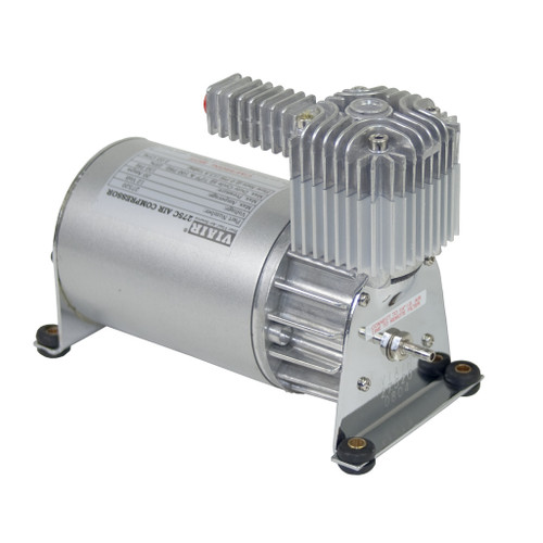 BD Diesel Air Compressor Kit, Remote Mount Exhaust Brake 1030122B