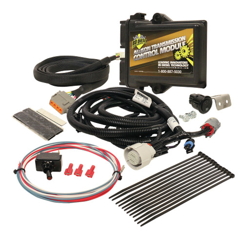 BD Diesel BD Allison Lock-up & Pressure Controller - Chevy 2011-2015.5 Duramax 6.6L LML 1031312
