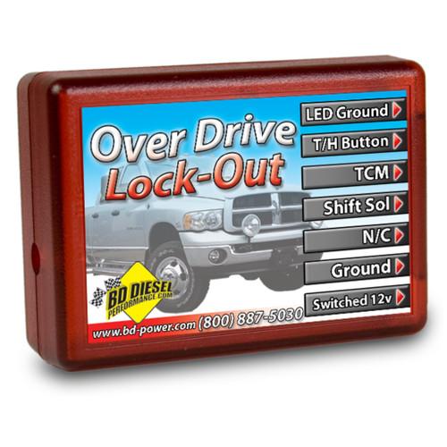 BD Diesel LockOut Overdrive Disable - 2005 Dodge 1031350