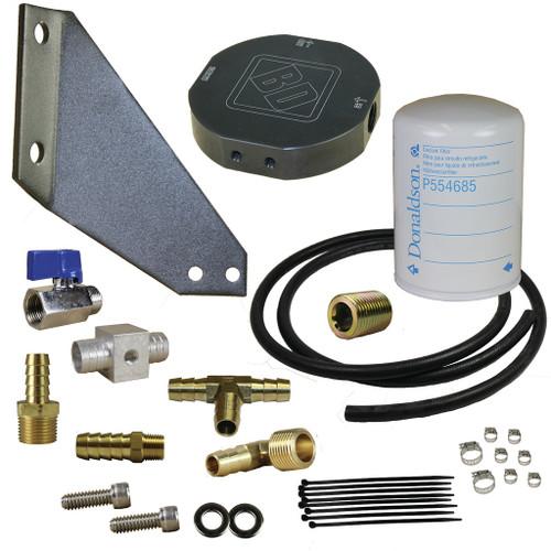 BD Diesel BD 6.0L Powerdstroke Coolant Filter Kit Ford 2003-2007 1032121