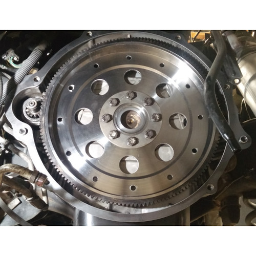 BD Diesel BD HI5 12-Bolt Flexplate - Dodge 1994-2007 47RE/48RE 1041212