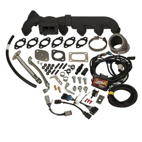 BD Diesel BD 5.9L Howler VGT Complete Install Kit c/w Controller - Dodge 2003-2007 1047136