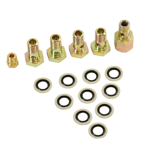BD Diesel Banjo Bolt Upgrade Kit - 1999 Dodge 1050215
