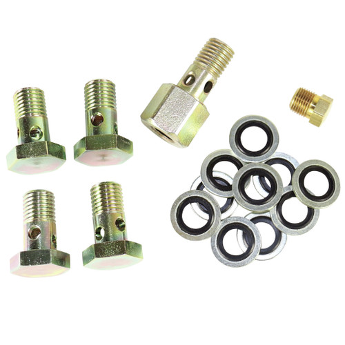 BD Diesel Banjo Bolt Upgrade Kit - 2000-2002 Dodge 1050220