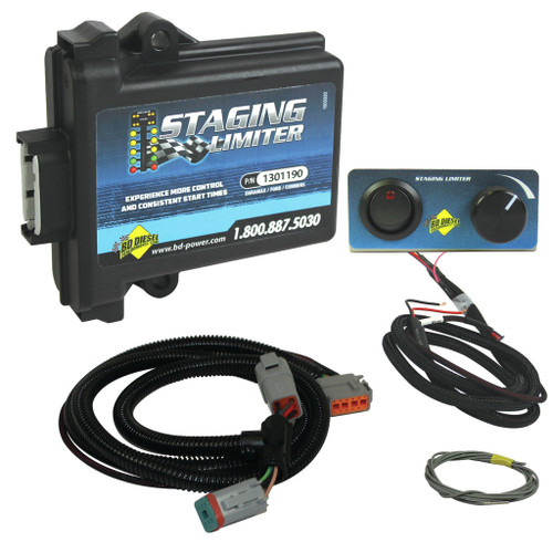 BD Diesel Staging Limiter - Dodge 5.9L 1998.5-2002 &  2003-2004 w/Bell Crank APPS 1057720