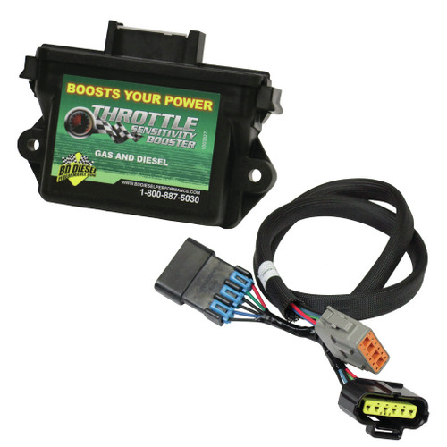 BD Diesel BD Throttle Sensitivity Booster - Dodge/Jeep 1057731