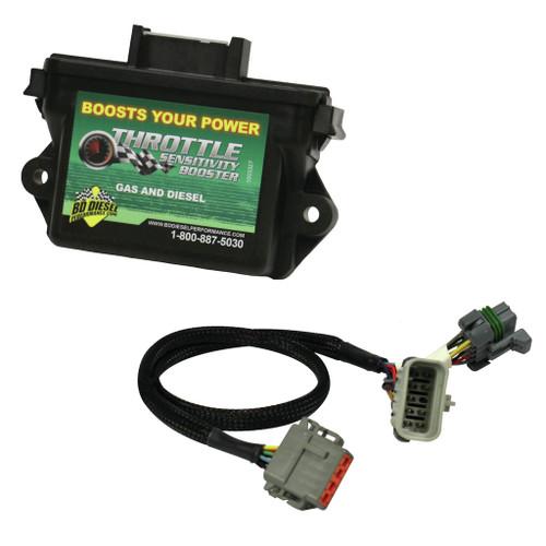 BD Diesel BD Throttle Sensitivity Booster - Chevy/GMC 1057735