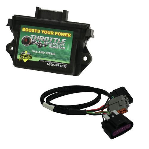 BD Diesel BD Throttle Sensitivity Booster - Chevy/GMC 1057737