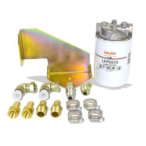 BD Diesel Inline Trans Filter Kit - 1999-2003 Ford 4R100 1064013