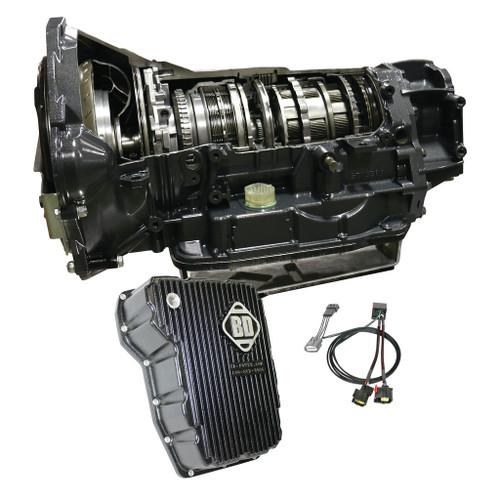 BD Diesel BD 68RFE Transmission - Dodge 2007.5-2018 4wd c/w Billet Input Shaft 1064264B