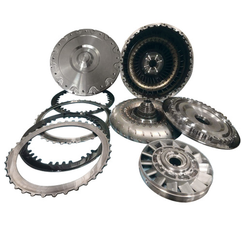 BD Diesel BD HI5 23-Spline Enhanced Stall Torque Converter Kit Dodge 1994-2007 47RE/48RE 1071262