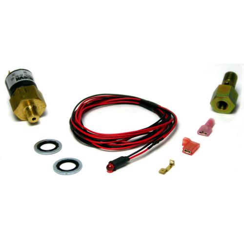BD Diesel Low Fuel Pressure Alarm Kit, Amber LED - 1998-2007 Dodge 24-valve 1081133