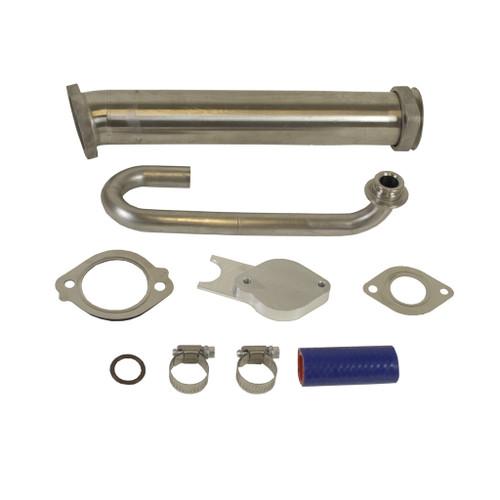 BD Diesel EGR Cooler Delete Kit - 2003-2007 Ford 6.0L (sold in Canada only) 1090001