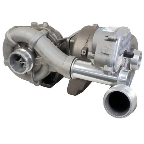 BD Diesel Exchange Twin Turbo Assembly - Ford 2008-2010 6.4L PowerStroke 179514-B