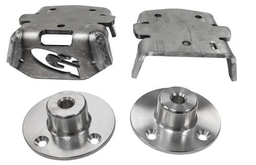 G2 Axle and Gear Dana 44 Rear Axle Truss Incl Coil Mount 07-Pres Wrangler JK Rubicon 2/4 Door 68-2052