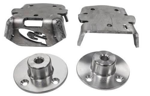G2 Axle and Gear Dana 44 Rear Coil Buckets 07-Present Wrangler JK Rubicon 2/4 Door 68-2052-3