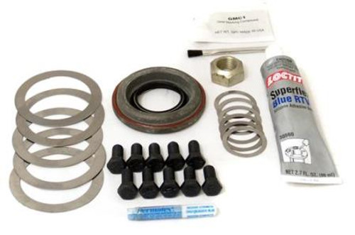 G2 Axle and Gear Chrysler 8.25 In Minor Ring And Pinion Installation Kit 25-2029