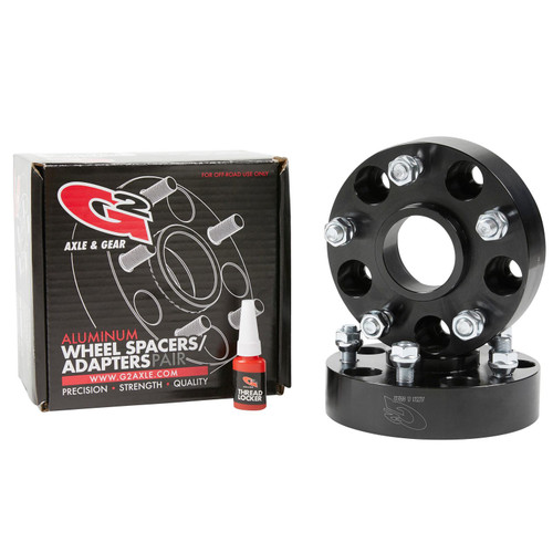 G2 Axle and Gear 5X5 1.75 In Wheel Spacer 93-73-175M 93-73-175M