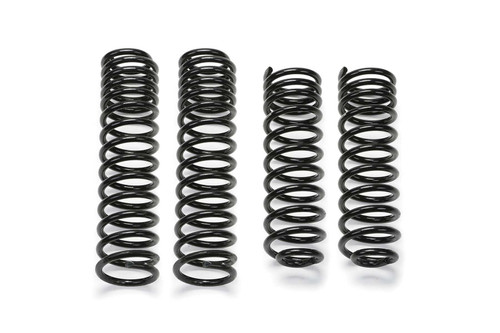 Fabtech 3 in. LT COIL KIT F&R 4DR FTS24164