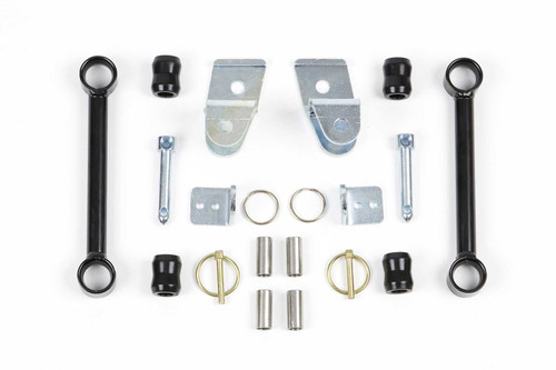 Fabtech JK 5 in. SWAY BAR DISCONNECT KIT FTS94056