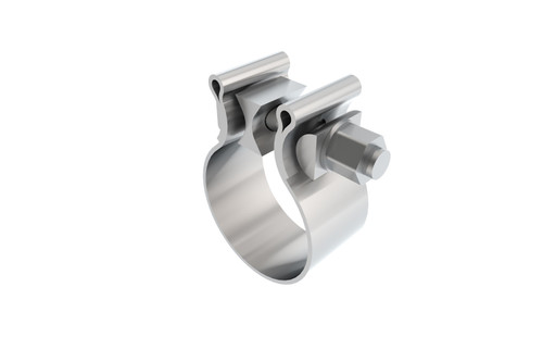 Borla AccuSeal Stainless Single Bolt Band Clamp. 18302