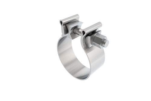 Borla AccuSeal Stainless Single Bolt Band Clamp. 18327