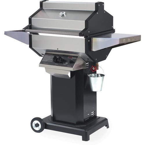 STAINLESS PHOENIX GRILL ON BLK OCOLB/OCP (LP) BOX 1 OF 3 (GRILL HEAD)                                 SDBOCP