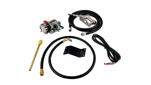 S&B Transfer Pump Kit for 2017-2020 Ford F250/F350/F450 10-2001