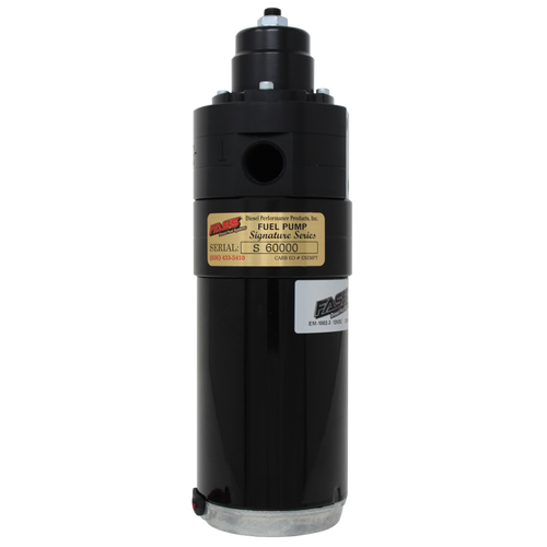 Fass Fuel Systems 05-09 CUMMINS 5.9/6.7L 250GPH ADJUSTABLE FUEL PUMP                                                    FAS D07 250G