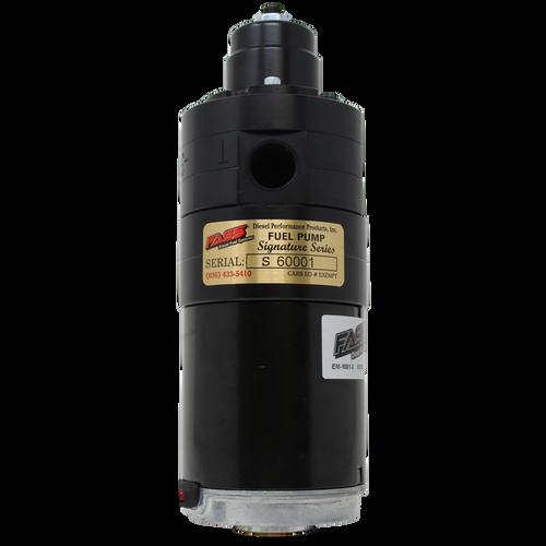 Fass Fuel Systems 08-10 POWERSTROKE 6.4L ADJUSTABLE FUEL PUMP 165GPH                                                    FAS F16 165G