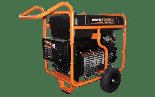Generac Power Systems 49STATE-GP15000E - 15000/22500 RUNNING/STARTING WATT GENERATOR - 992CC - ELECTRIC START   5734