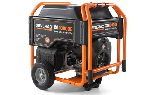 Generac Power Systems 49STATE-XG10000E - 10000/12500 RUNNING/STARTING WATT GENERATOR - 530CC - ELEC START 5802