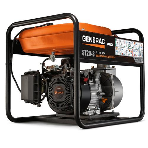 Generac Power Systems 2IN SEMI-TRASH WATER PUMP WITH SUBARU ENGINE6919