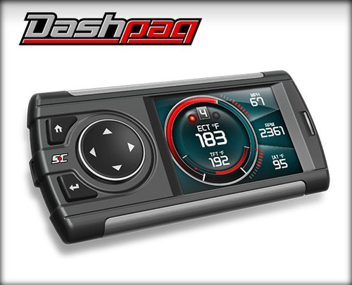 Superchips Dashpaq for Ford Gas Vehicles- 1060
