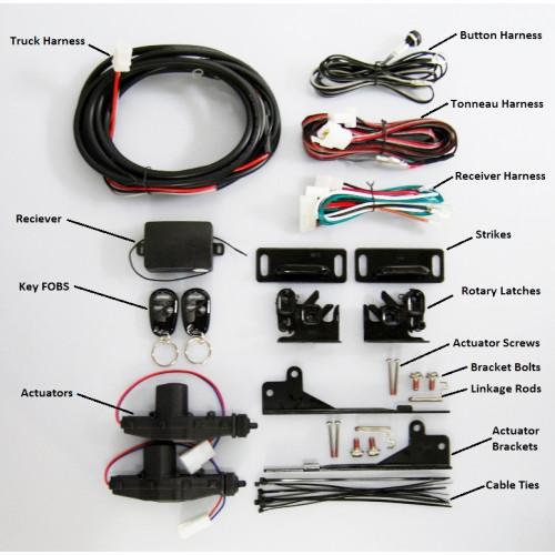 Pop & Lock Universal Power Pop Kit. PL9000