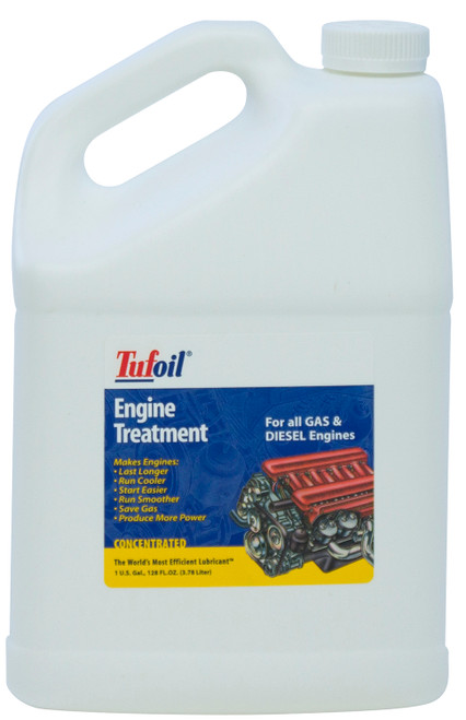 Tufoil Engine Treatment .- 1 Gallon