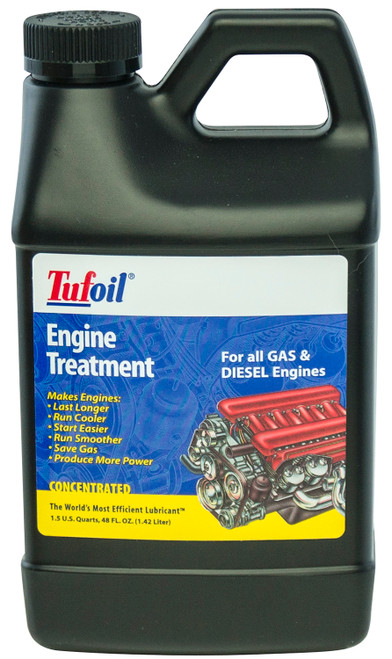 Tufoil Engine Treatment .- 48oz