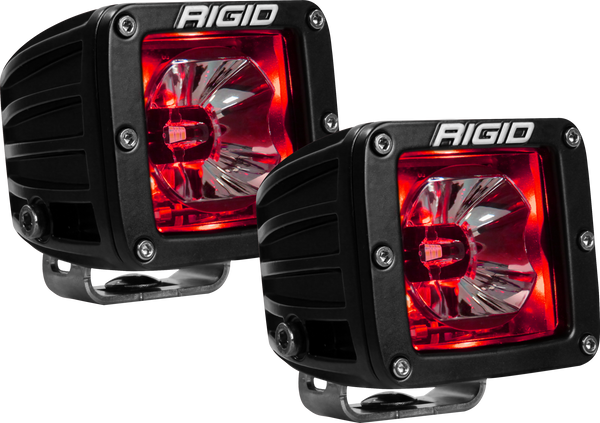 Rigid Industries LED Pod with Red Backlight Radiance RIGID Industries 20202