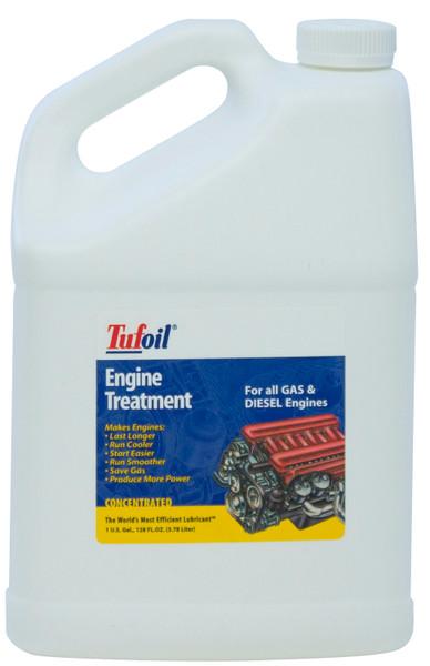 Tufoil Engine Treatment .- 1 Gallon