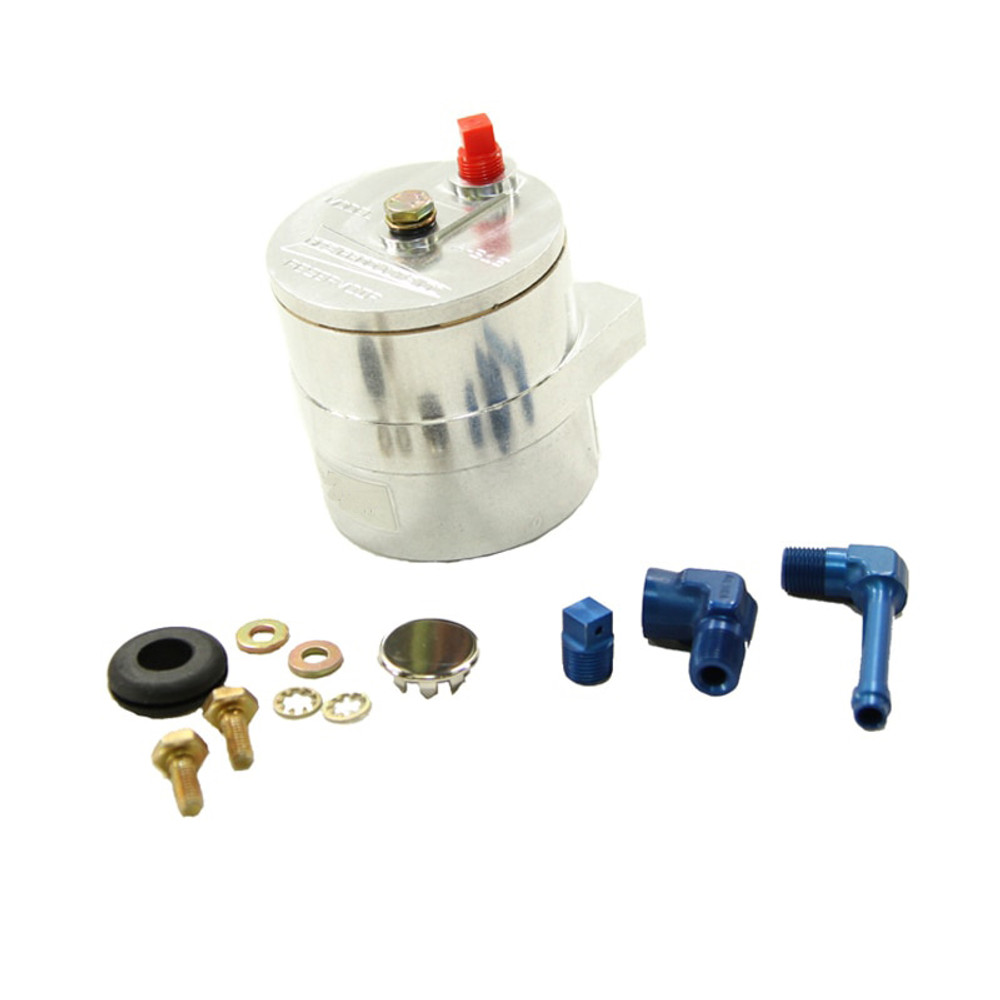 Ercoupe Brake Fluid Reservoir STC Kit