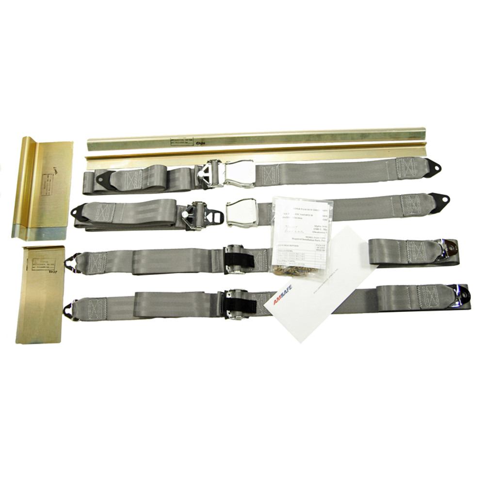 Piper PA24/30/39 Fixed Strap Shoulder Harness Kit - STC SA02492CH