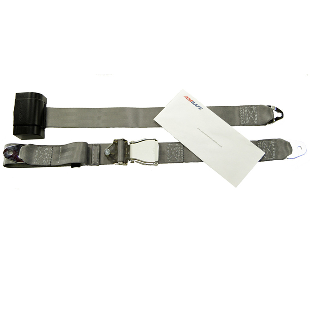 Navion Front Inertial Reel Shoulder & Lap Belt