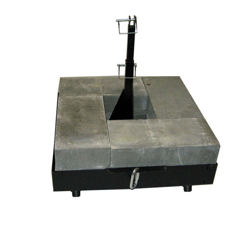 Portable Tailweight Post 535