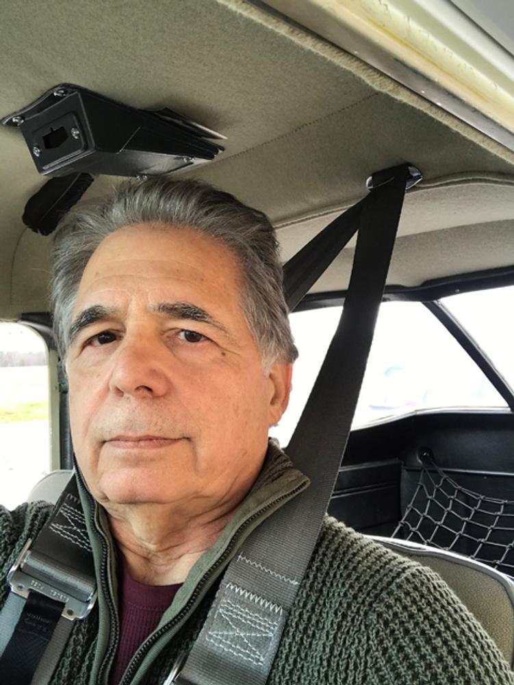 Cessna 150, 150A thru K dual over the shoulder