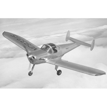 """Ercoupe 0200A Model """"D"""" Engine Upgrade STC"""